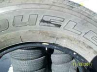 this is for a nice set of bridgestone dueler h/ts. look
