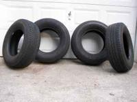 Set of 4 General 'Ameritrac TR' tires for sale.