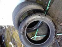 good used tires 2 are Pirelli size 16 good for spares