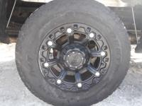 17'' GEAR alloy rims all 4   P265/ 70 R 17 OPEN