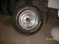 2 bf goodyear excentia p275-60-r150less then 300 miles