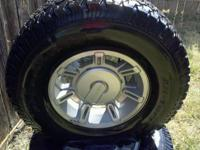 This tires are in perfect shape.. they are more