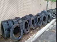96 Used tires for sale various sizes and brands for