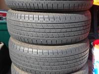 Set of 4 original tires. P235/60R18. Tires were