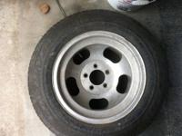 I have 4 barely used tires. They have less than 1000