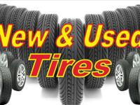 We have all the tires you could wish for! We will equip