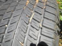 Tires (43) on hand new or like new (Grant)  Good Year
