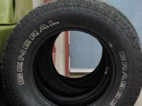 Set Of Tires Size: 265-70R17 Asking: $100.00