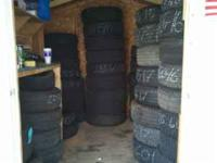 all the tires i have are 2, 155/80-13 2, 215/60-16 2,