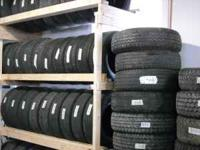 ***NEW and USED tires for SALE!!!!!!*** *** MOUNTED and