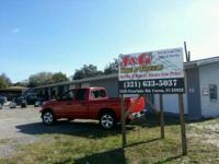 J&G TIRE AND WHEELS  1226 CLEARLAKE RD COCOA FLORIDA