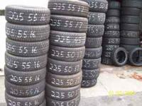 QUALITY USED TIRES! Pay less for the best...Used