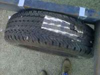 I have the following all season tires for sale: 1