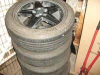 i have 4 tires abd wheels for vw 2 are 4 lug 2 are