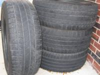 Selling - 3   Good Year Eagle  20 inch tires,  LS-2