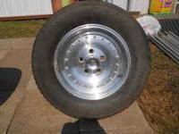 We are selling some tires and rims that are for a s10