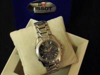 For Sale: Tissot Mens Watch.  This watch is model: