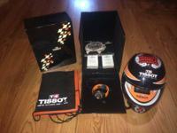 Nicky Hayden Limited Edition Tissot chronograph quartz