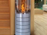 Titan Ethanol Bio-fuel Fireplace Our ethanol fireplaces