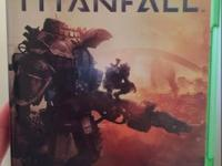 I am selling my copy of Titanfall for Xbox One. No