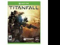 Titanfall game for Xbox 360, only used a couple times,