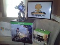 TITANFALL COLLECTORS EDITION XBOX ONE BUNDLE BRAND NEW
