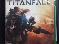 Brand new unopened copy of Titanfall for Xbox One. I