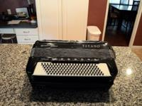 Titano Palmer Converter Free Base Accordion. The