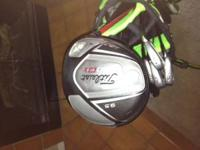 I have a driver its a Titleist D3 the new driver out