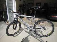 Full suspension Titus Racer X in great condition (02).