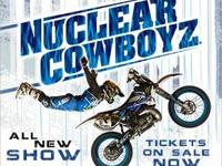 GREAT CHRISTMAS PRESENT!! Tickets for the Nuclear
