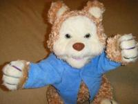 This TJ Bearytales is in excellent condition. He is a