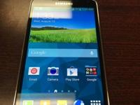 Offering Tmobile Galaxy S5. 16gb. Sim Card Ready. Water