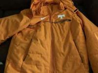 Brand New Mint condition NIKE TN Vols winter jacket for