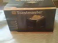 Toastmaster brand 2 slice toaster. In excellent working