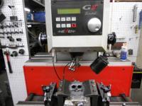 SANTA BARBARA'S ONLY COMPLETE MODERN AUTOMOTIVE MACHINE