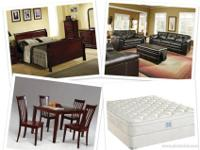 FURNISHINGS AND MATTRESS CLOSEOUT SALEOPEN TO THE