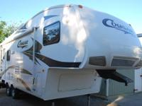 One owner 2005 Keystone Springdale fifth wheel travel