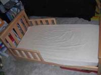 Toddler bed for sale. Call/text  or respond by email.