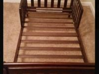 bought at JC Penny 2 years ago (DaVinci Sleigh Toddler