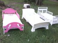 Toddler Beds 3 Available Prices Left To Right