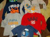 Toddler boys fall/winter lot size 4T and all EUC 5 pair