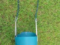 I have a Toddler Bucket Swing that my child has