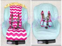 There are 7 options of young child carseat covers so