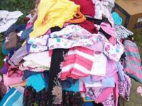 TODDLER GIRLS CLOTHING THERE'S ABOUT 200-300 PIECES OR