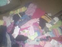 I have tons of toddler girls clothing sizes 18mons up