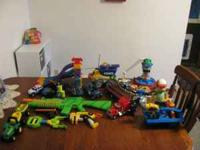 I have a bunch of toys I'd like to sell. Lot includes