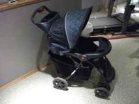 EDDIE BAUER CAR SEAT AND STROLLER SET -$150.00 Matching