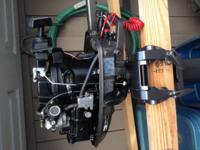 Tohatsu 6hp, 4 cycle,outboard never been used, brand