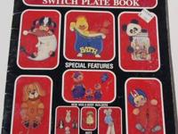 Hug-A-Bodies Switch Plate book offers instructions and